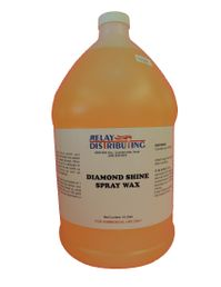 diamond shine spray wax